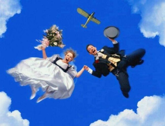 Свадьба заключенная на небесах — доступна каждому!