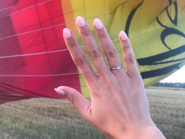 Я ответила «Да!»